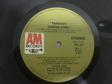 Load image into Gallery viewer, Carole King ‎– Tapestry, Japan Press Vinyl LP, A&M Records ‎– AML-96, 1971, no OBI