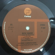 Load image into Gallery viewer, Creedence Clearwater Revival ‎– Bayou Country, Vinyl LP,  Fantasy ‎– FT 507, 1973, UK