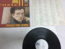 Load image into Gallery viewer, Elvis Costello And The Attractions ‎– Punch The Clock, Japan Press Vinyl LP, F-Beat ‎– RPL-8211, 1983, no OBI