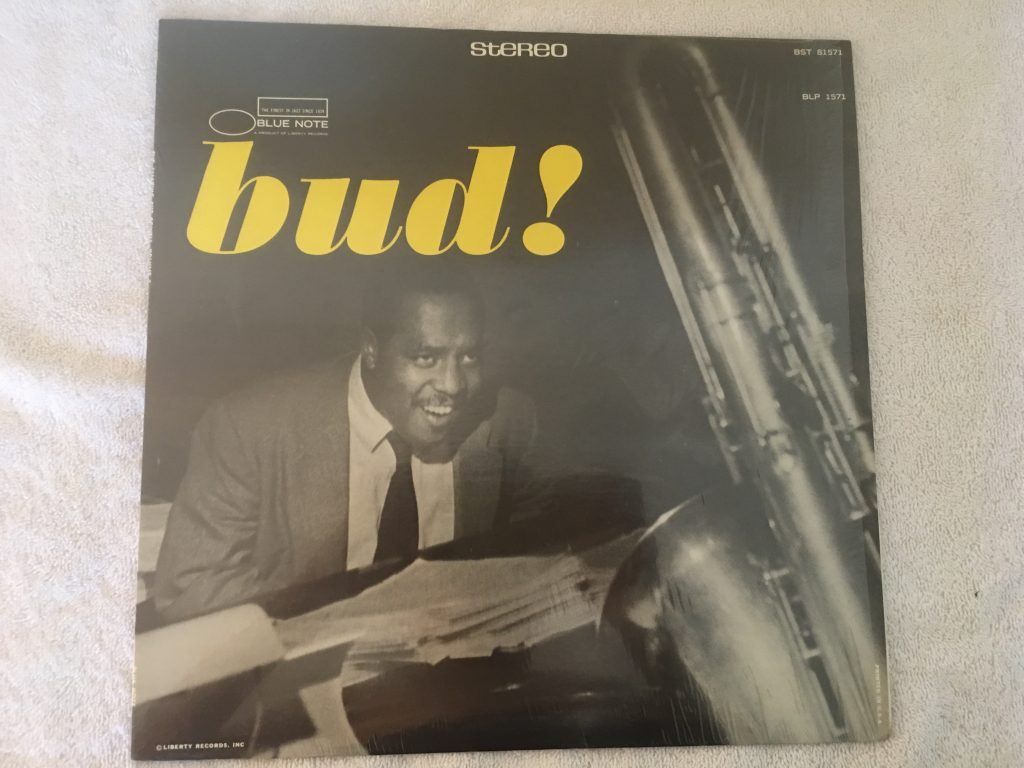 Bud Powell ‎– The Amazing Bud Powell, Vol. 3 - Bud!, Vinyl LP, Blue Note ‎– BST 81571, 1972, USA