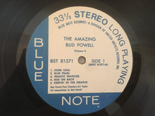 Load image into Gallery viewer, Bud Powell ‎– The Amazing Bud Powell, Vol. 3 - Bud!, Vinyl LP, Blue Note ‎– BST 81571, 1972, USA