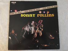 Load image into Gallery viewer, Sonny Rollins ‎– Our Man In Jazz, Japan Press Vinyl LP, RCA ‎– PG-24, 1976, no OBI