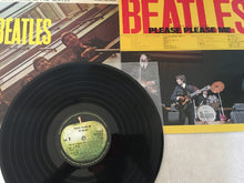 Load image into Gallery viewer, Beatles, Please Please Me, Japan Press Vinyl LP, Apple Records ‎– EAS-80550, 1976, no OBI