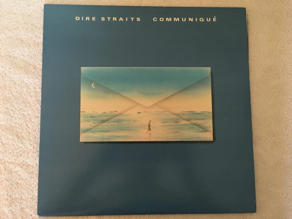 Dire Straits, Communiqué, Vinyl LP, Warner Bros. Records – HS 3330 , 1979, USA