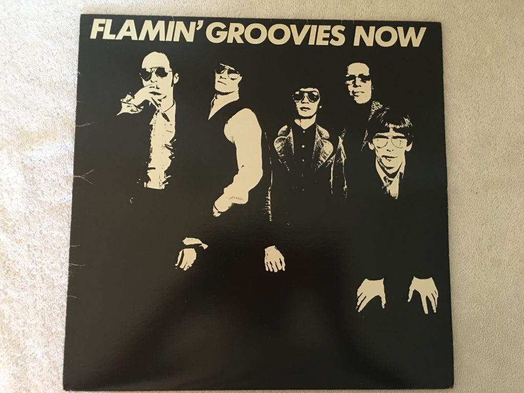 Flamin' Groovies ‎– Now, Vinyl LP, Sire ‎– 9103 333, UK, 1978
