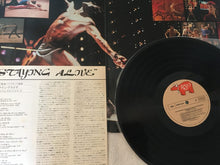 Load image into Gallery viewer, Various ‎– The Original Motion Picture Soundtrack - Staying Alive, Japan Press Vinyl LP, RSO ‎– 28MW 0035, 1983, no OBI