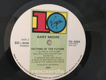 Load image into Gallery viewer, Gary Moore ‎– Victims Of The Future, Japan Press Vinyl LP, 10 Records ‎– VIL-6083, 1984, with OBI