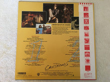 Load image into Gallery viewer, Ry Cooder, Crossroads - Original Soundtrack, Japan Press Vinyl LP, Warner Bros. Records ‎– P-13293, 1986, with OBI