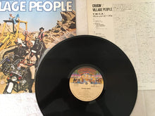 Load image into Gallery viewer, Village People ‎– Cruisin', Japan Press Vinyl LP, Casablanca ‎– VIP-6595, 1978, no OBI