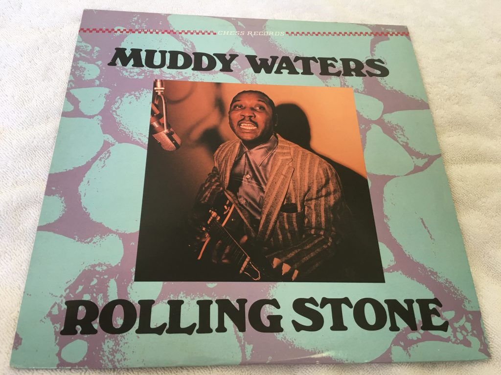 Muddy Waters ‎– Rolling Stone, Vinyl LP, Chess ‎– CH-9101, 1984, USA