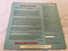 Load image into Gallery viewer, Muddy Waters ‎– Rolling Stone, Vinyl LP, Chess ‎– CH-9101, 1984, USA