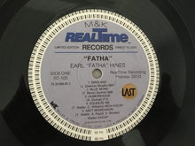 "Load image into Gallery viewer, Earl ""Fatha"" Hines ‎– ""Fatha"", Vinyl LP, M & K Realtime Records ‎– RT-105, 1978, Germany"