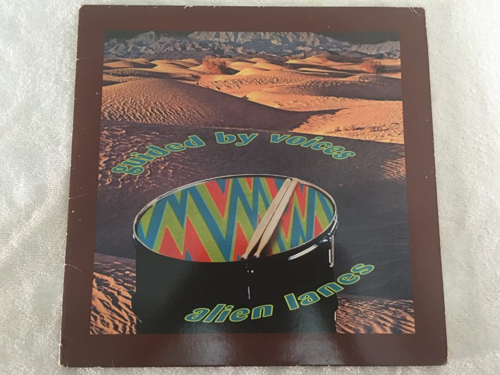 Guided By Voices ‎– Alien Lanes, Vinyl LP, Matador ‎– ole 123-1, 1995, USA