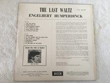 Load image into Gallery viewer, Engelbert Humperdinck ‎– The Last Waltz, Vinyl LP, Decca ‎– SKLA-4901, 1967, Australia