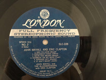Load image into Gallery viewer, John Mayall With Eric Clapton ‎– Blues Breakers, Japan Press Vinyl LP,  London Records ‎– SLC 228, 1974, no OBI