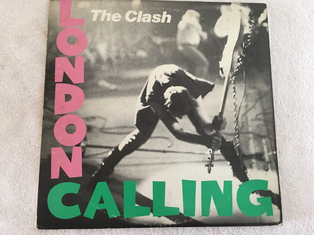 Clash ‎– London Calling, Japan Press 2x Vinyl LP,  Epic ‎– 35・3P-175~6, 1979, no OBI