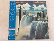 Load image into Gallery viewer, Climax Blues Band ‎– Flying the Flag, Japan Press Vinyl LP, Warner Bros. Records ‎– P-11052W, 1980, with OBI