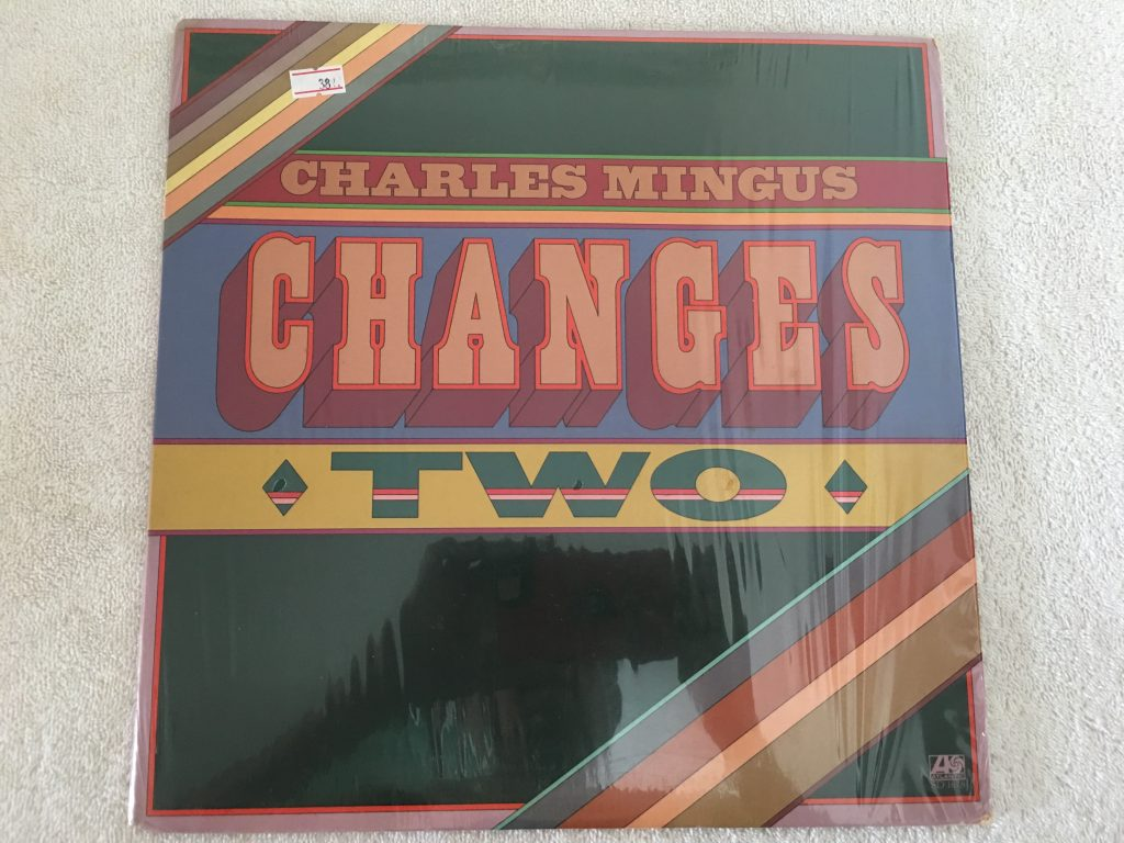 Charles Mingus ‎– Changes Two, Vinyl LP, MO Pressing, Atlantic ‎– SD 1678, 1975, USA