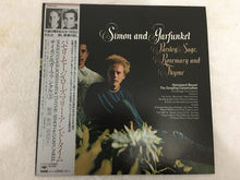 Load image into Gallery viewer, Simon & Garfunkel ‎– Parsley, Sage, Rosemary And Thyme,  Japan Press Vinyl LP, CBS/Sony ‎– 25AP 1363, 1979, with OBI