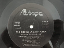 Load image into Gallery viewer, Medina Azahara ‎– Donde Esta La Luz, Vinyl LP, Avispa ‎– ALP-021, 1993, Spain