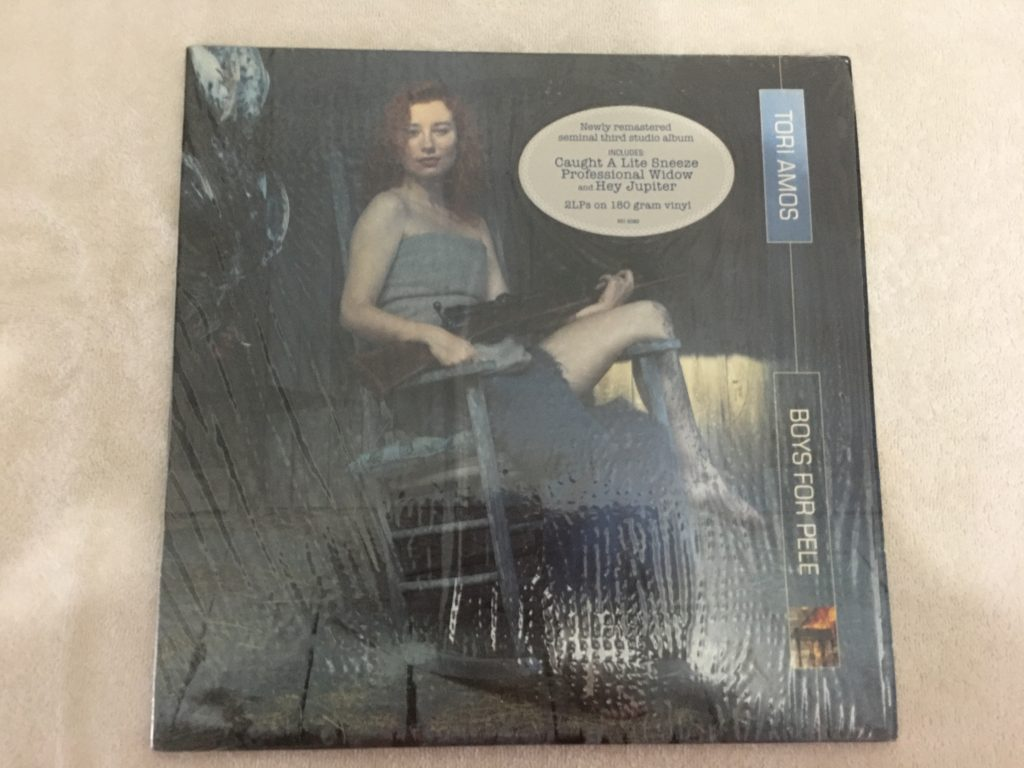 Tori Amos ‎– Boys For Pele, 2x Vinyl LP, Rhino Records ‎– RR1-82862, 2016, USA