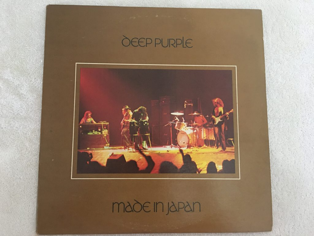 Deep Purple ‎– Made In Japan, 2x Vinyl LP,  Warner Bros. Records ‎– 2WS 2701, 1973, USA