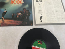 Load image into Gallery viewer, AC/DC ‎– Let There Be Rock, Japan Press Vinyl LP, Atlantic ‎– P-10412A, 1977, no OBI