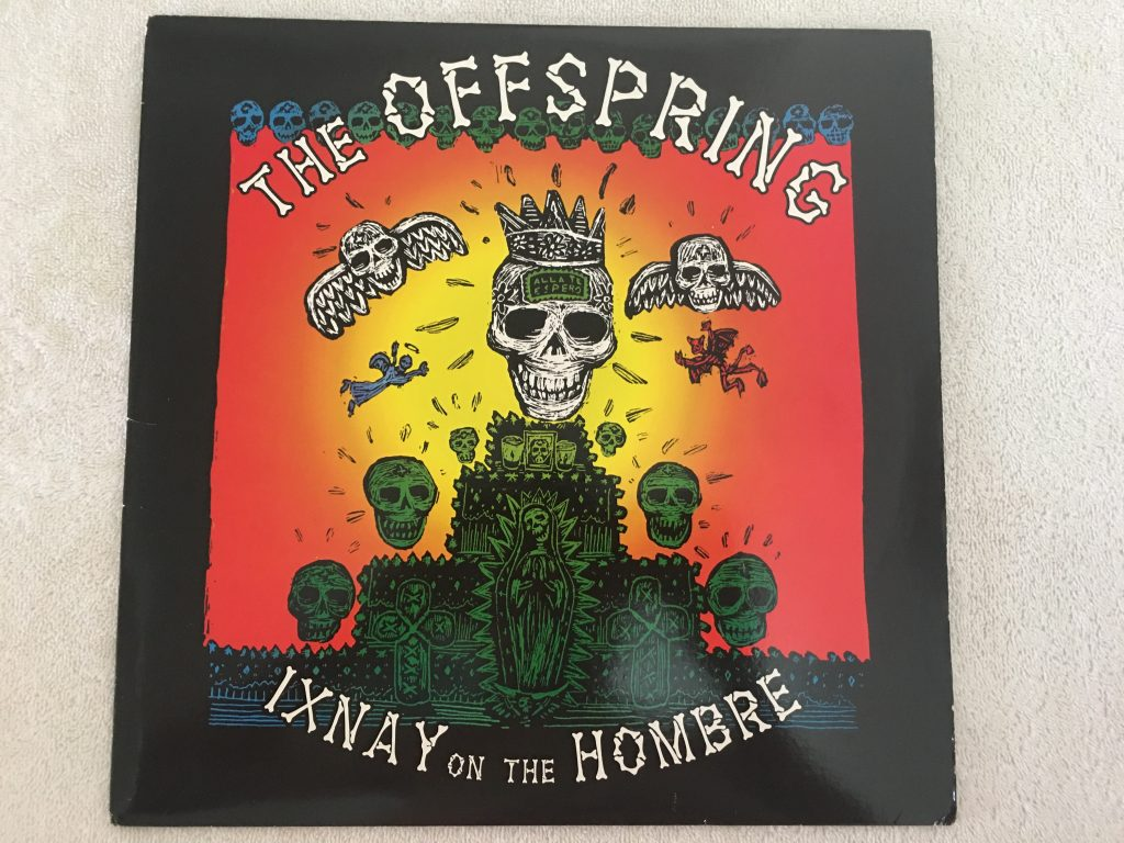Offspring ‎– Ixnay On The Hombre, Vinyl LP, Columbia ‎– C 67810, 1997, USA