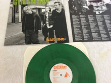 Load image into Gallery viewer, Green Day ‎– Warning:, Green Vinyl LP, Reprise Records ‎– 9362-47613-1, 2000, Germany