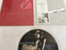 Load image into Gallery viewer, Madonna ‎– Like A Virgin, Japan Press Picture Vinyl LP, Limited Edition, Sire ‎– P-15003, 1987, USA