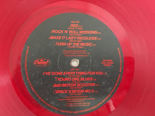 Load image into Gallery viewer, Sammy Hagar ‎– Loud And Clear, Red Vinyl LP, Capitol Records ‎– E-ST 25330, 1979, UK
