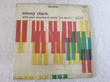 Load image into Gallery viewer, Sonny Clark Trio ‎– Sonny Clark Trio, Vinyl LP,  Blue Note ‎– BST 81579, 1972, USA