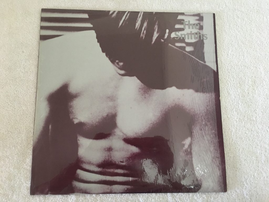 Smiths ‎– The Smiths, Vinyl LP, Rough Trade ‎– 1-25065, 1984, USA