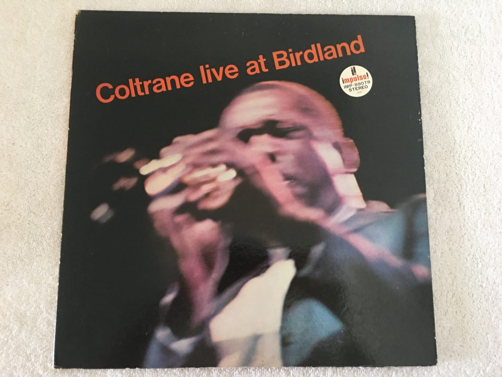 John Coltrane, Coltrane ‎– Live At Birdland, Vinyl LP, 1St Pressing, Impulse! ‎– AS-50, 1964, USA