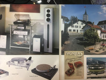 Load image into Gallery viewer, Various ‎– Thorens 125th Anniversary LP, 3x Vinyl LP, Thorens ‎– ATD 125, 2008, Switzerland