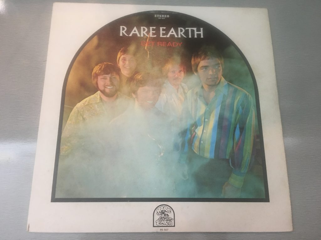 Rare Earth ‎– Get Ready, Vinyl LP, Rare Earth ‎– RS 507, 1969, USA