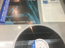 "Load image into Gallery viewer, Bud Powell ‎– Blue Pearl, Japan Press Limited Edition 12"" Single Vinyl, Blue Note ‎– BNJ 27002, 1984, with OBI"