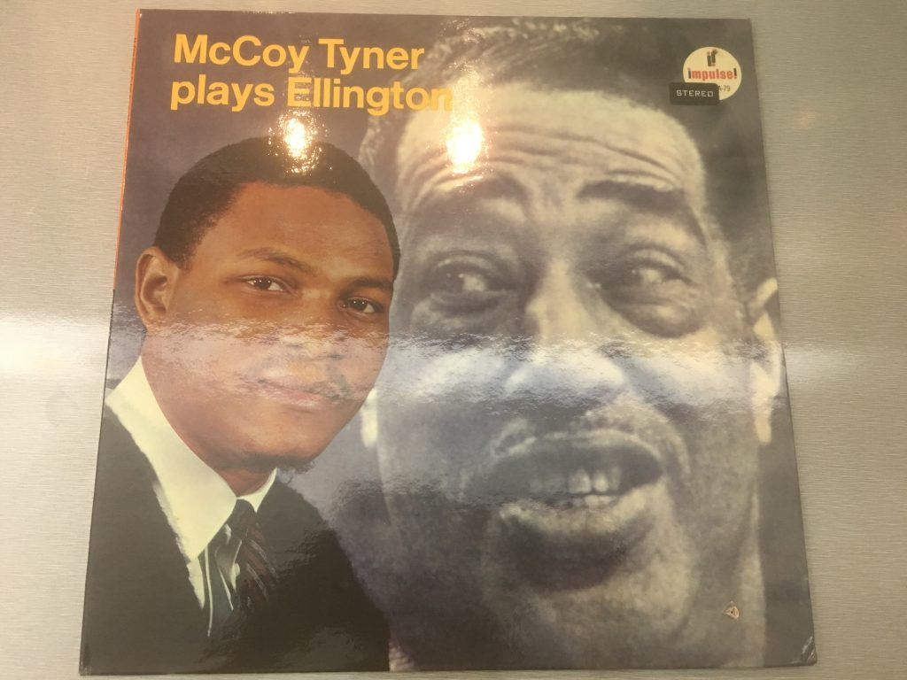 McCoy Tyner ‎– McCoy Tyner Plays Ellington, Vinyl LP, Impulse! ‎– AS-79, 1968, USA