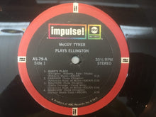 Load image into Gallery viewer, McCoy Tyner ‎– McCoy Tyner Plays Ellington, Vinyl LP, Impulse! ‎– AS-79, 1968, USA