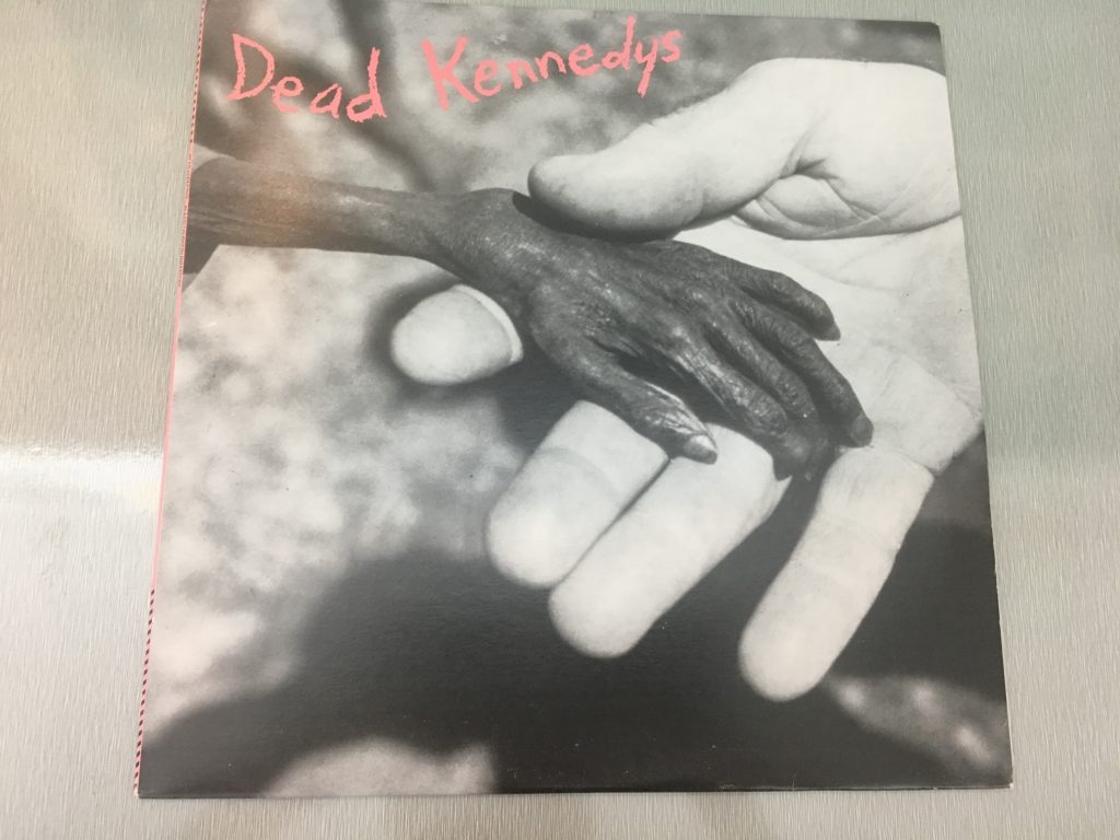 Dead Kennedys ‎– Plastic Surgery Disasters, Green Vinyl LP, Statik Records ‎– STAT LP 11, 1982, Australia