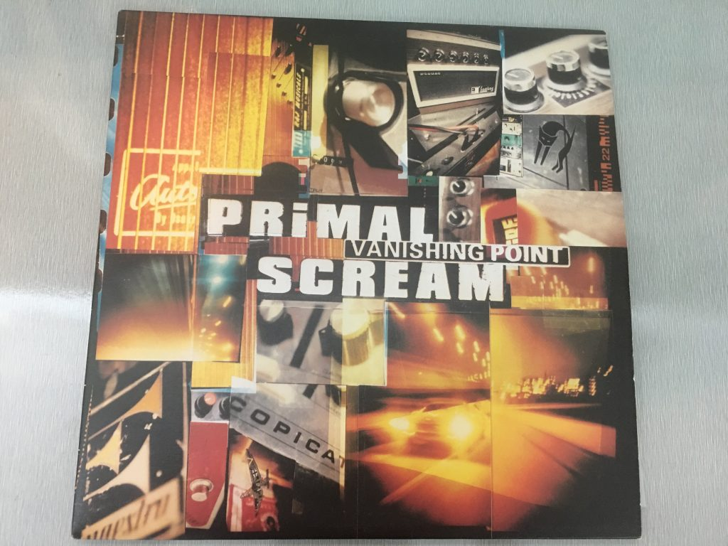 Primal Scream ‎– Vanishing Point, 2x Vinyl LP, Creation Records ‎– CRELP 178, 1997, UK