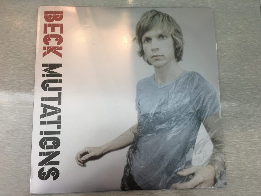 Beck ‎– Mutations, Vinyl LP, Bong Load Records ‎– BL39, 1998, USA