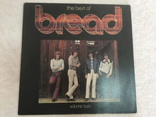 Load image into Gallery viewer, Bread ‎– The Best Of Bread, Volume Two, Vinyl LP, Elektra ‎– K42161, 1976, UK