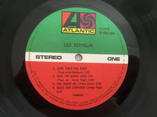 Load image into Gallery viewer, Led Zeppelin ‎– Led Zeppelin (I), Japan Press Vinyl LP, Atlantic ‎– P-6516A, 1981, with OBI