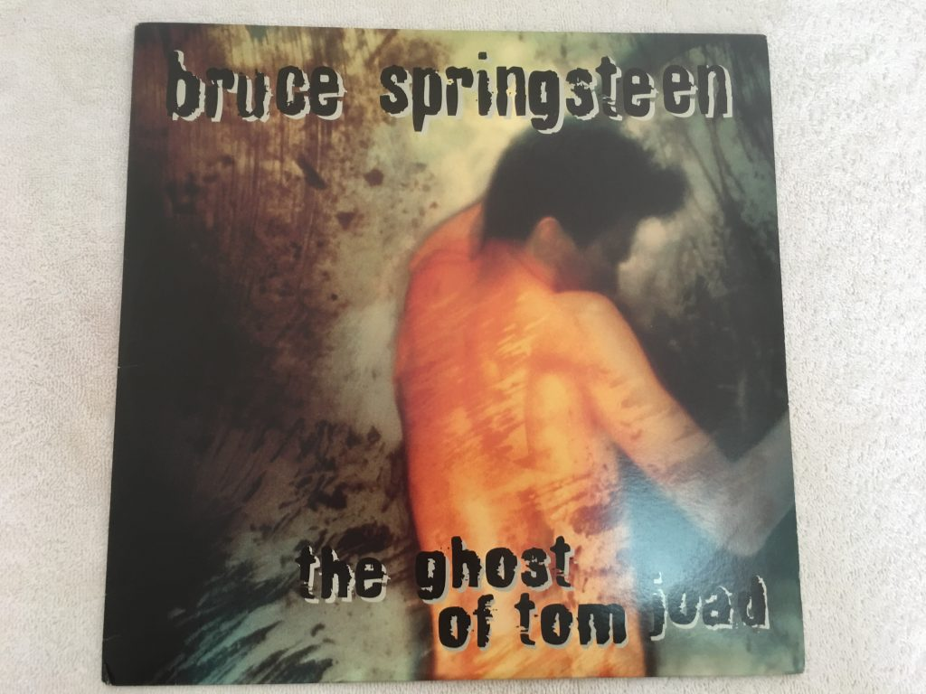 Bruce Springsteen ‎– The Ghost Of Tom Joad, Vinyl LP, Columbia ‎– C 67484, 1995, USA