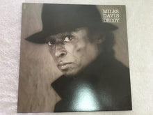 Load image into Gallery viewer, Miles Davis ‎– Decoy, Japan Press Vinyl LP, CBS/Sony ‎– 28AP 2890, 1984, no OBI