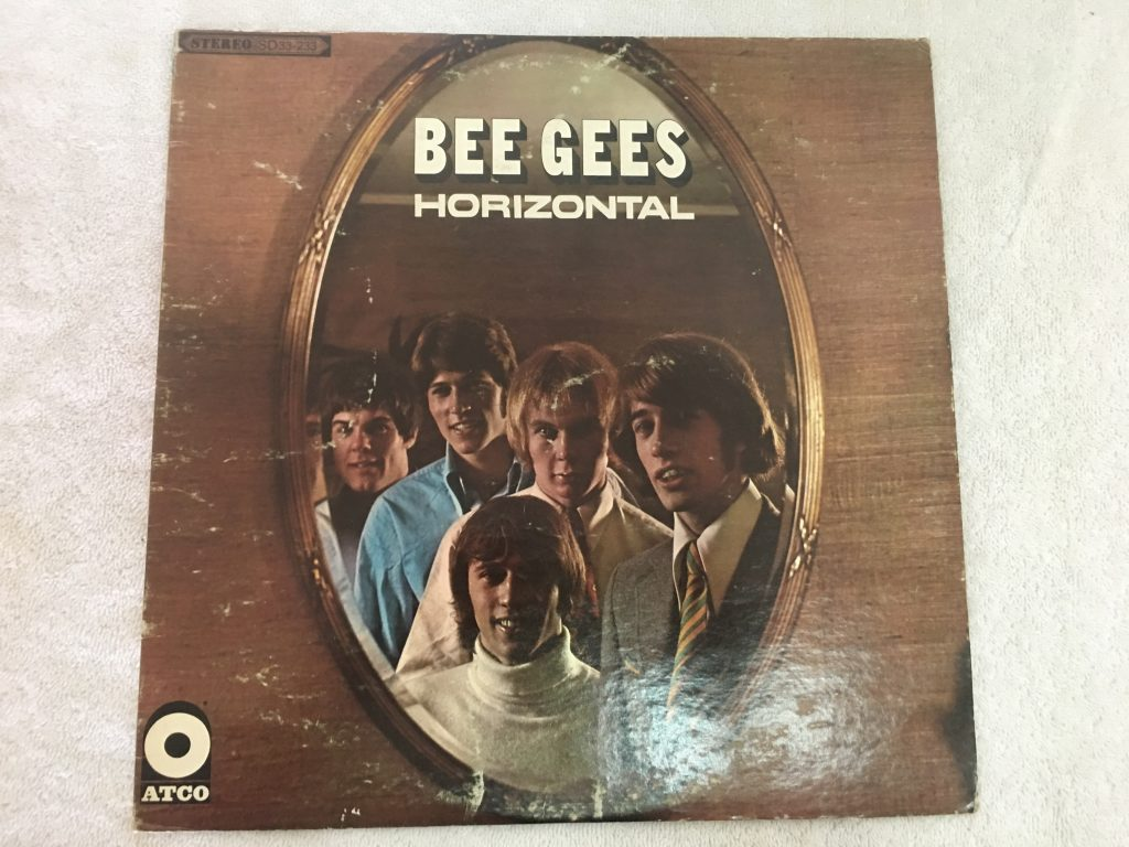 Bee Gees ‎– Horizontal, Vinyl LP, Monarch Pressing, ATCO Records ‎– SD 33-233, 1968, USA
