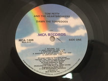 Load image into Gallery viewer, Tom Petty And The Heartbreakers ‎– Damn The Torpedoes, Vinyl LP,  MCA Records ‎– MCA-1486, 1987, USA