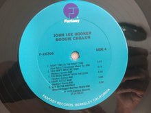 Load image into Gallery viewer, John Lee Hooker ‎– Boogie Chillun, 2x Vinyl LP, Fantasy ‎– 24706, 1986, USA