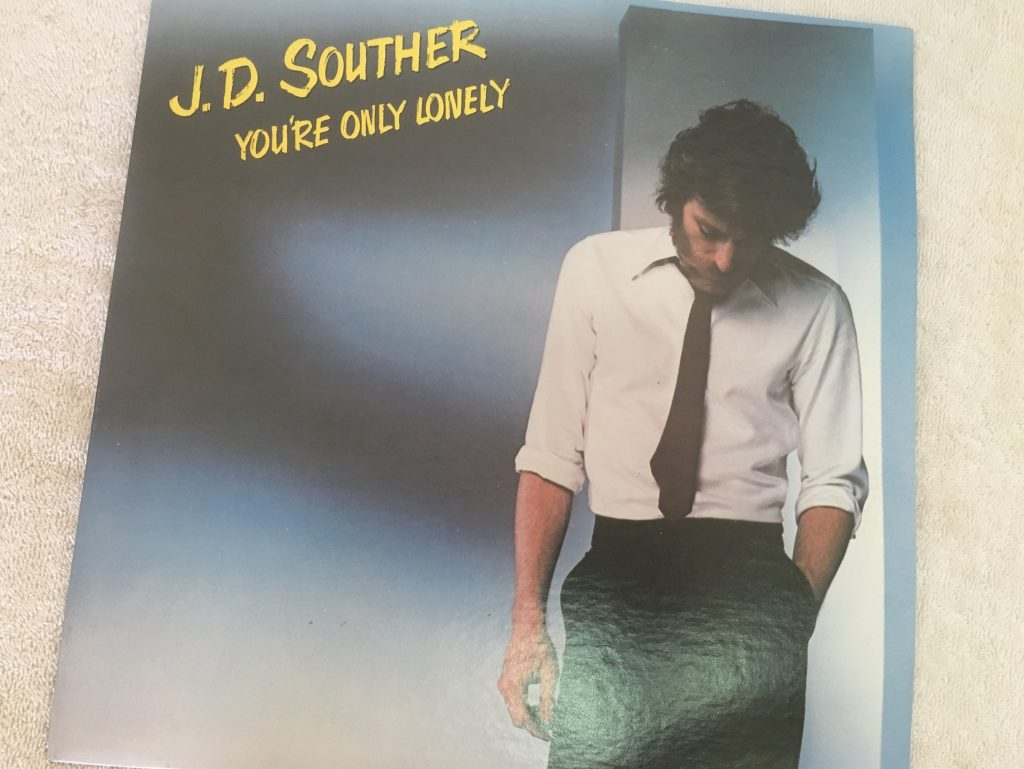 J.D. Souther ‎– You're Only Lonely, Vinyl LP, Columbia ‎– PC 36093, 1979, USA